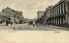 KNA006020520 Stationsplein z.n.h. oosten, 1902