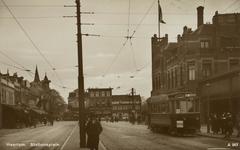 KNA006020530 Stationsplein z.n.h. westen, 1927