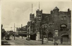 KNA006020599 Stationsplein, ziende naar het noordwesten, 1934