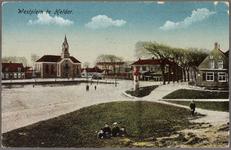 NL-HlmNHA_162_2519_1393 Gezicht op het Westplein., 1905-1910