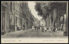 NL-HlmNHA_162_2629_0187 Kinderen in de Hoogstraat., 1900-1920